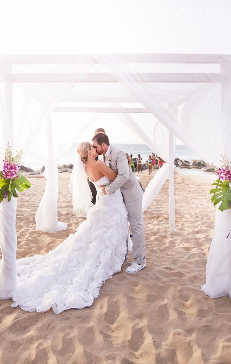 Wedding Photo Musts: {Caribbean Beach Wedding At San Juan Marriott Resort