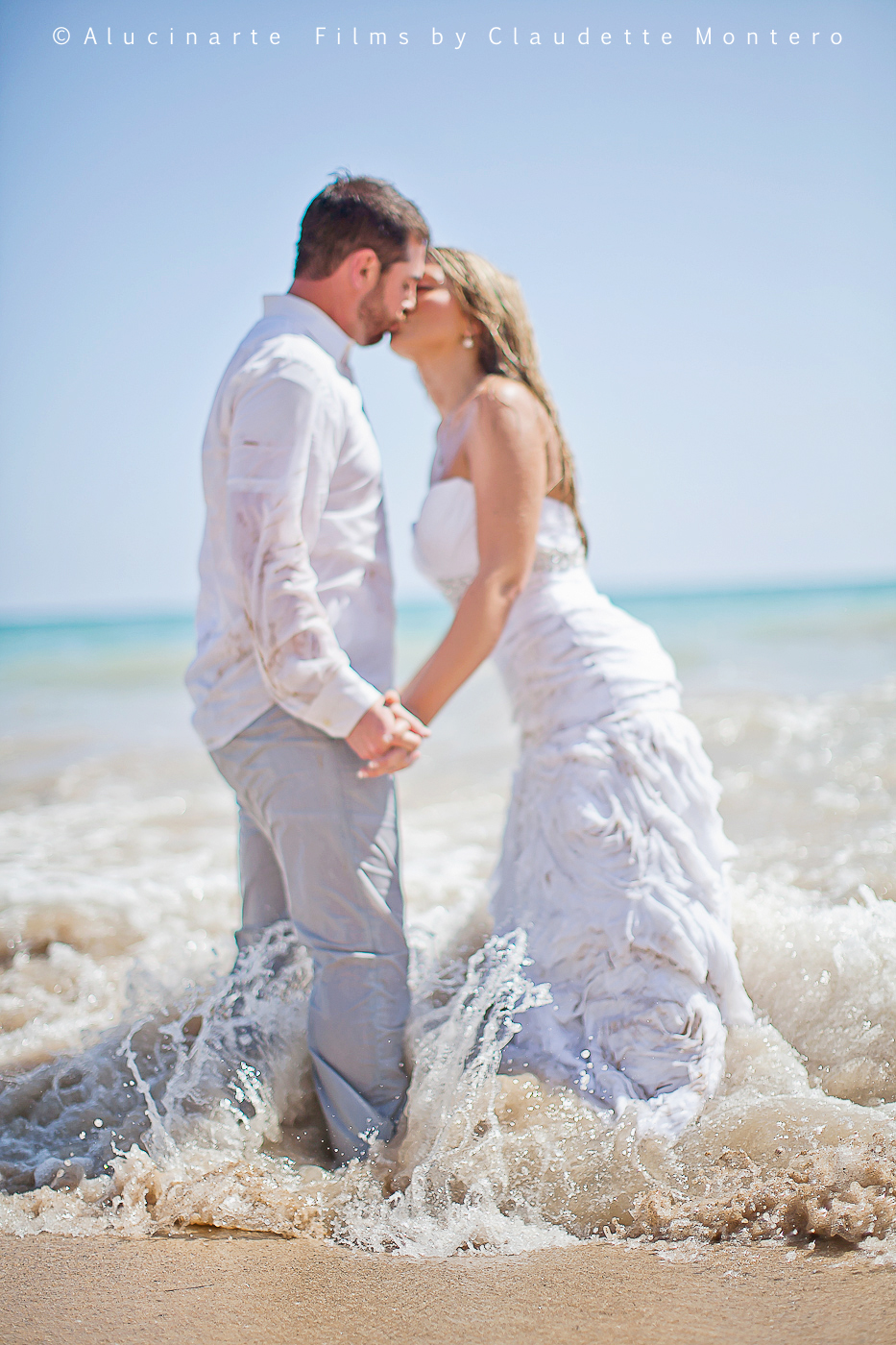 Wp images beach wedding dresses post 5 for Wedding dresses puerto rico